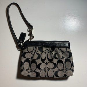 COACH MINI POCKETBOOK
